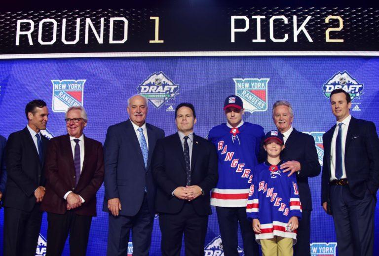 Kaapo Kakko New York Rangers Draft