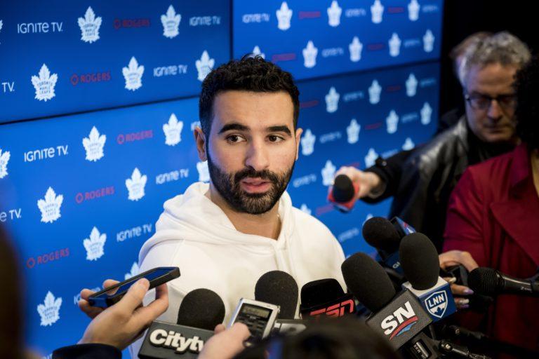 Toronto Maple Leafs Nazem Kadri