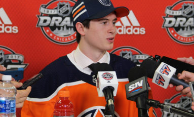 Edmonton Oilers 2017 Draft Picks In Depth