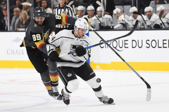 Kale Clague, Los Angeles Kings