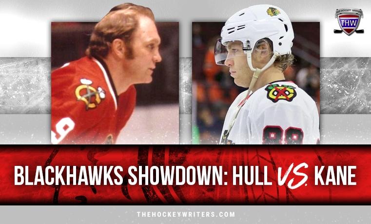 Chicago Blackhawks Showdown: Bobby Hull vs. Patrick Kane