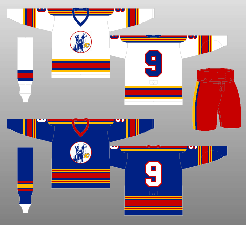 Kansas City Scouts 1974-75