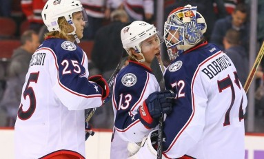Give Thanks, Blue Jackets Fans