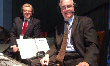 Griffins Announcer Kaser Achieves NHL Dream