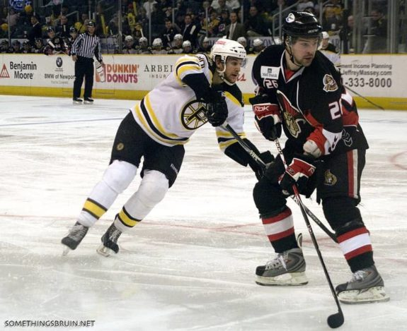 Kaspars Daugavins Latvia Belleville Senators 2011