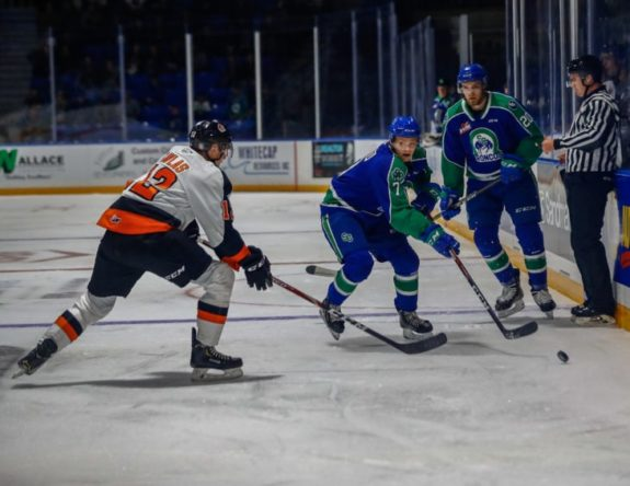 Kasper Puutio Swift Current Broncos