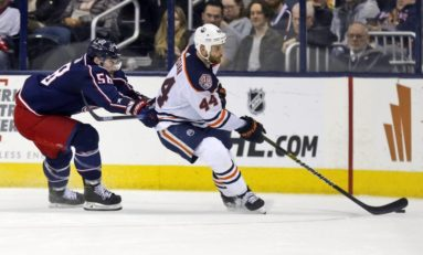 Oilers Bury Blue Jackets - Draisaitl Gets 3 Points