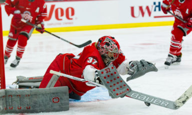 Sauve Leads Buckeyes to Top 10 Win
