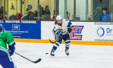 Riveters Re-Sign Scoring Dynamo Leary, Beauts Sign Providence's Dove