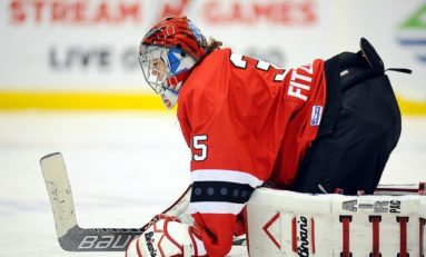 Behind the Mask with Katie Fitzgerald of the Riveters