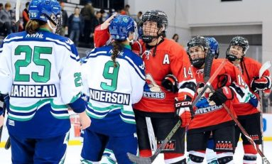 Whale Re-Sign Anderson, Riveters Add Another Rookie