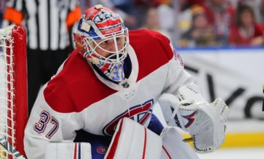 Canadiens' Kinkaid: Ready to Cook in Price's Kitchen
