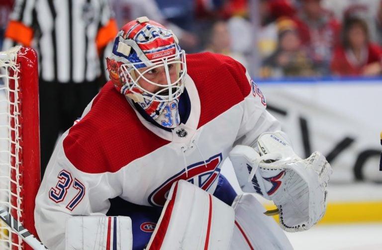 Keith Kinkaid Montreal Canadiens
