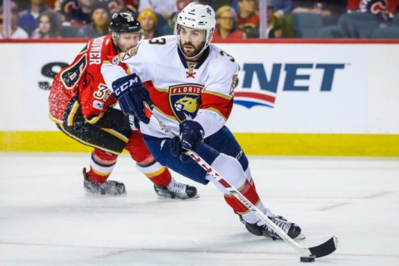 Keith Yandle, Florida Panthers