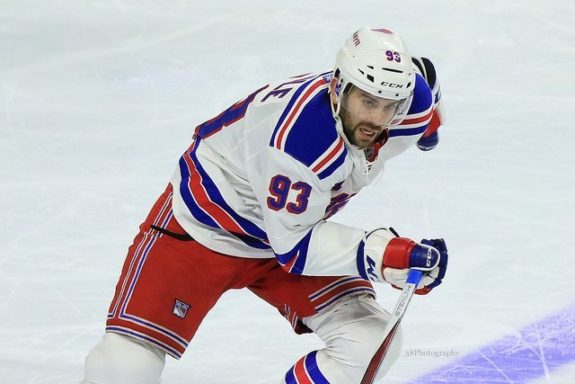 Keith Yandle Rangers