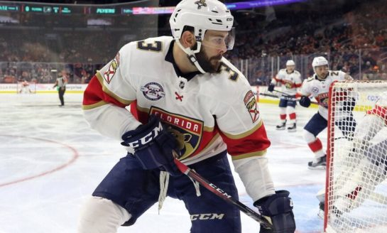Panthers Sending Signals That Yandle's Time in Florida Is Over