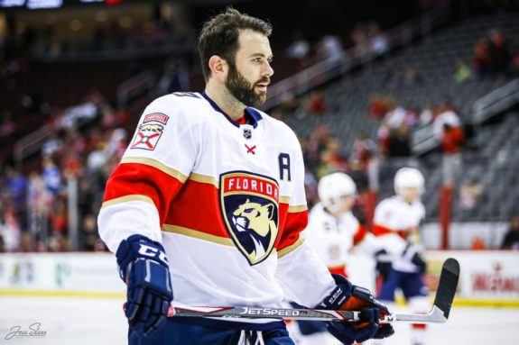 Keith Yandle Florida Panthers