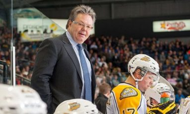 Kelly McCrimmon Promoted to Golden Knights GM