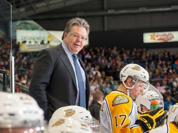 Kelly McCrimmon - Vegas Golden Knights