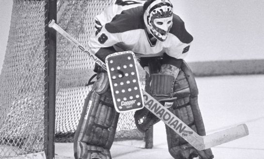 Canadiens' Ken Dryden - Truly One of a Kind