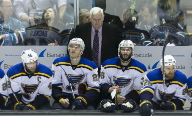 By the Numbers: Changes and Free Agency for the Blues