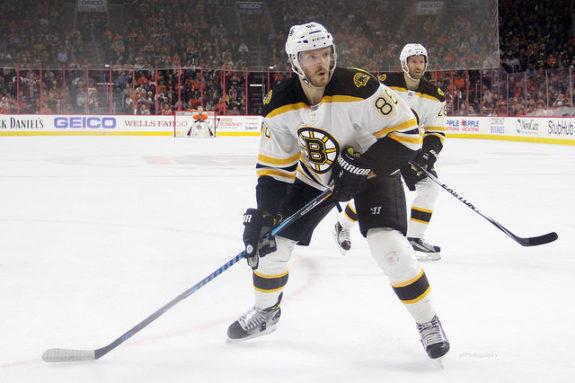Kevan Miller, Boston Bruins