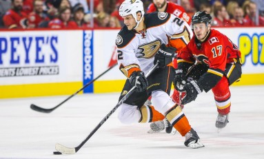 Bieksa Stalling Ducks' Youth Movement