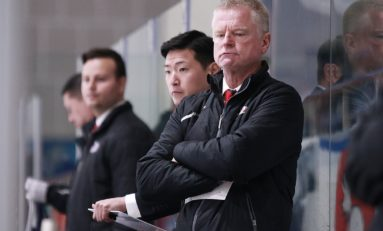 Devils Alumni Pave Way for South Korean Hockey