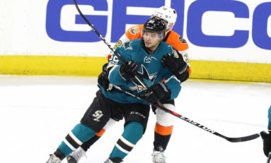 Sharks Must Make Room to Re-Sign Labanc