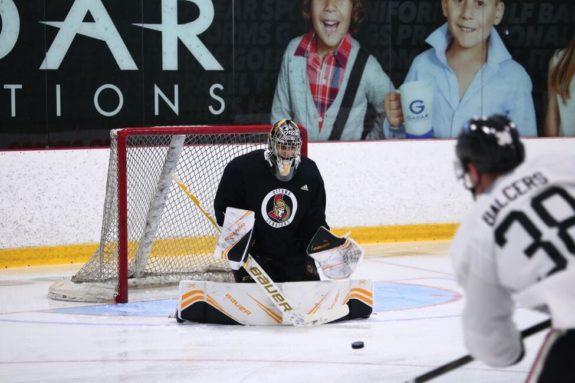 Kevin Mandolese Ottawa Senators