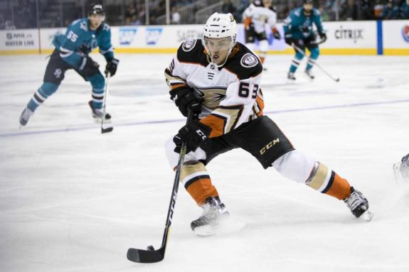 Kevin Roy Anaheim Ducks