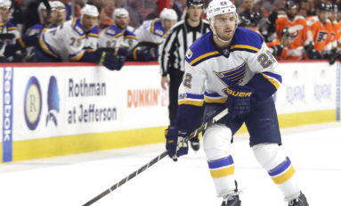 Shattenkirk Trade Was Key to Blues' Success