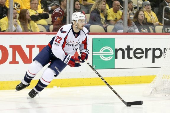Kevin Shattenkirk, Washington Capitals