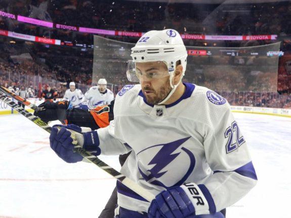 Kevin Shattenkirk Tampa Bay Lightning