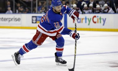 Rangers Buy Out Final 2 Years of Shattenkirk's Contract