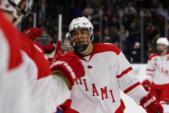Anaheim Ducks prospect Kiefer Sherwood