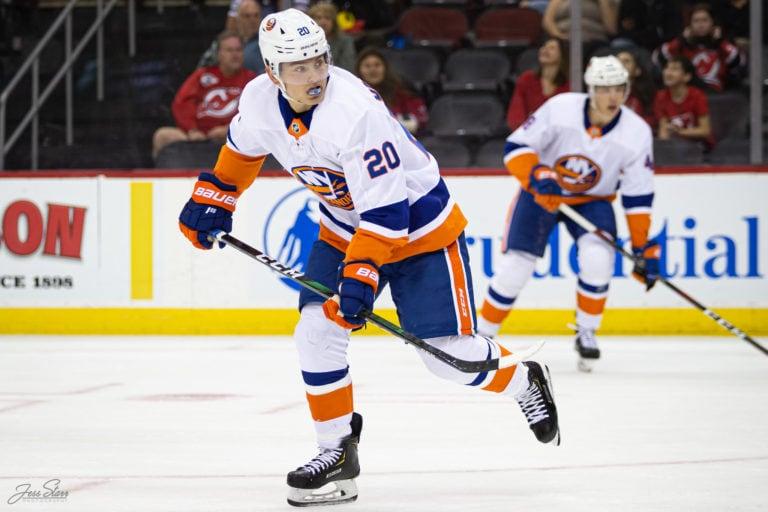 Kieffer Bellows New York Islanders