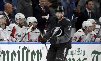Lightning: Is Killorn Finally Reaching His Potential?