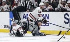 Kings Beat Blackhawks - Doughty Scores in OT