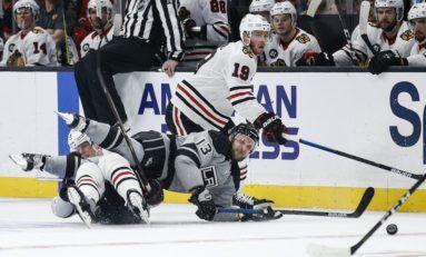 Kings Beat Blackhawks - Doughty Scores in OT