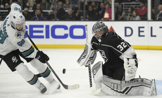 Kings: 3 Takeaways from Overtime Loss to Sharks