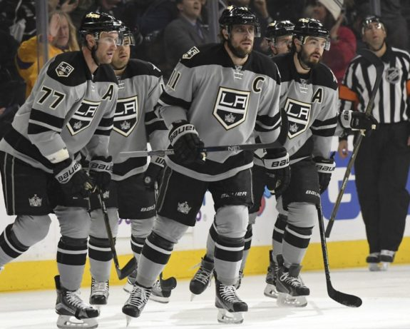 Kings Kopitar Carter Doughty