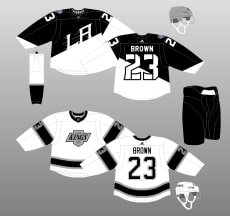 Kings' Stadium Series Jerseys Harness Los Angeles' Aviation History