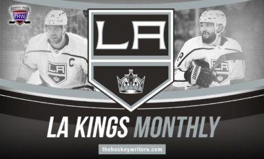 LA Kings Monthly: The 2020-21 Season Begins