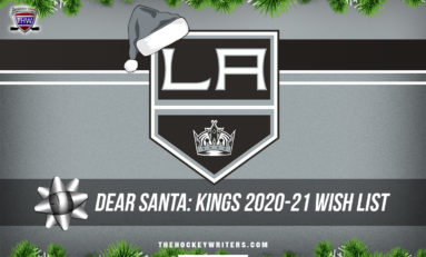 Dear Santa: Kings' 2020-21 Wish List
