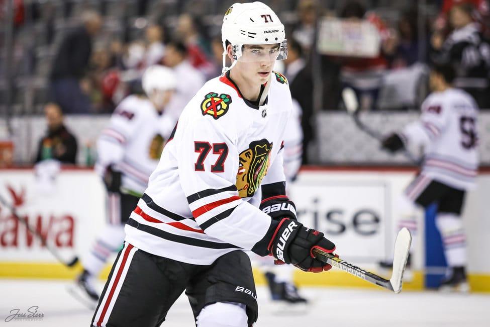 NHL Rumors: Blackhawks, Maple Leafs, Oilers, Coyotes, Blues, More