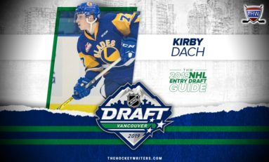 Kirby Dach - 2019 NHL Draft Prospect Profile