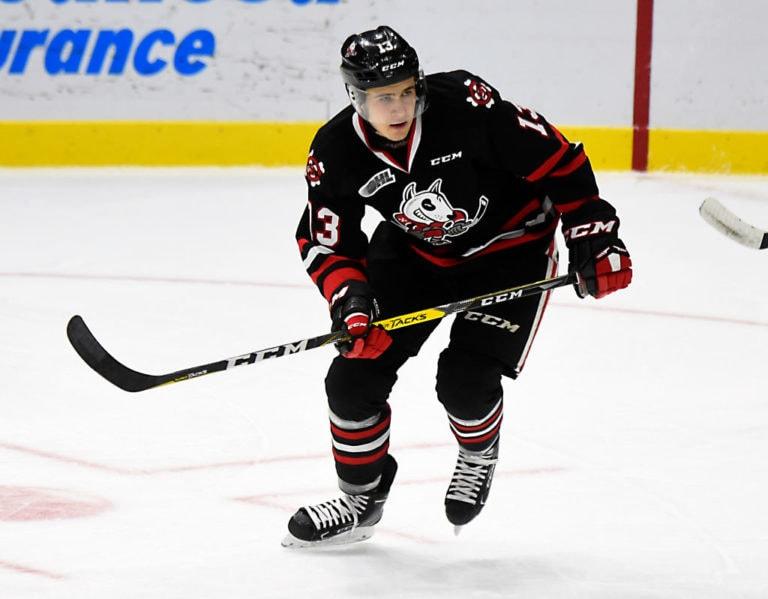 Kirill Maksimov Niagara IceDogs