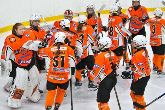 HPK Hämeenlinna Women's Hockey Team