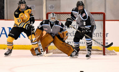 Isobel Cup Champion Now Aiming for Gold